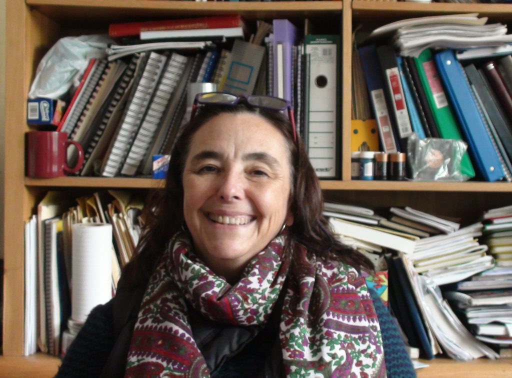 Dr. Ana Ma. Soler, Institute of Geophysics, UNAM, 2016