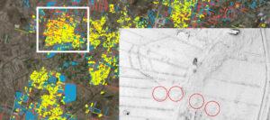 Alineamientos urbanos antiguos llevan la investigación con LiDAR a redescubrir un sitio