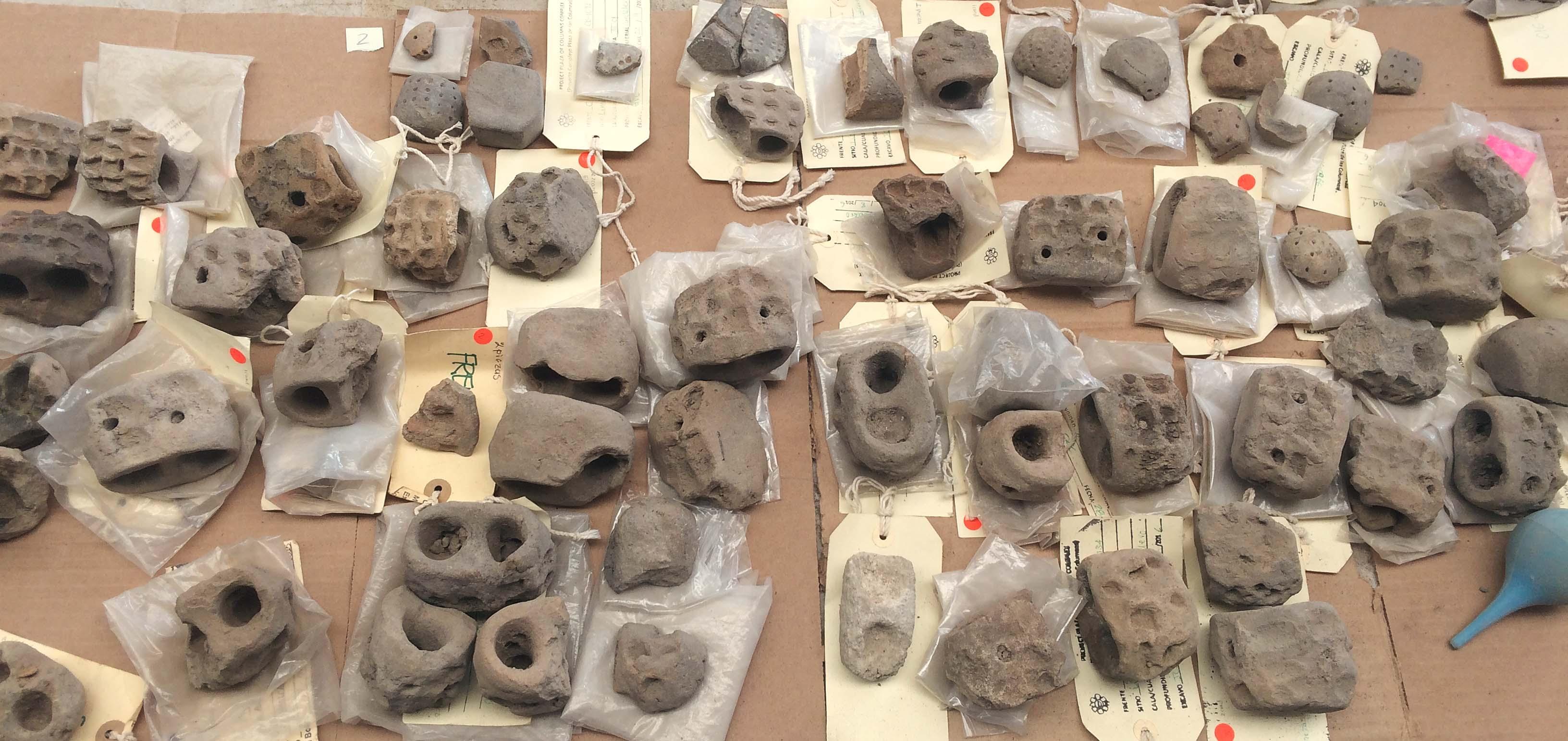¿Qué se puede saber con el análisis de la cerámica?